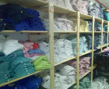 Shop Backend Storeroom