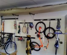 Hook-and-rail-display-in-our-showroom
